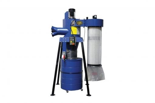 Oliver 7165 CycloneWithCanister (5HP1PHOr3PH)