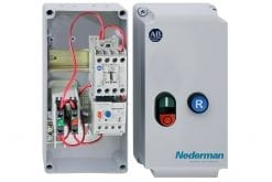Nederman S-Series Dust Collector Pushbutton Motor Starter