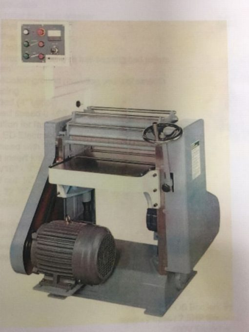 NT 20-10HCVS-1032 Single Surface Planer (w/ Helical Cutter Head)