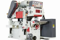 NT 400EL Heavy Duty Chain Drive Series Double Surfacer