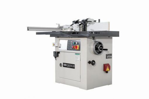 NT 525S-732 Shaper With Sliding Table