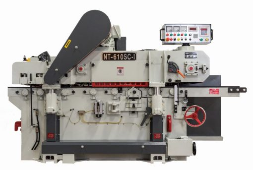 NT 610SC-I-40302 Double Surface Planer