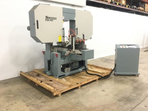 """Northtech NT PHR-400Z-4434 16"""" Horizontal Band Resaw Precision Chain Feed Series"""