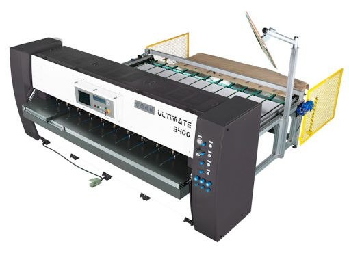 NT UltiMate 3400 Series Crossfeed Veneer Splicer