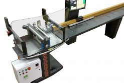 APS - Auto Pusher System Automatic Optimizing Industrial Upcut Saw System