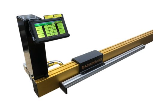 RAZORGAGE ST-A AUTOMATIC SAW MEASURING SYSTEM PROGRAMMABLE SAW STOP