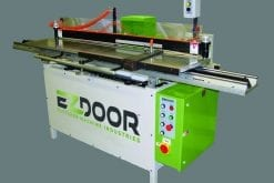 EZDoor Raised Panel Door Machine Make A 5-piece Door In 2 Minutes