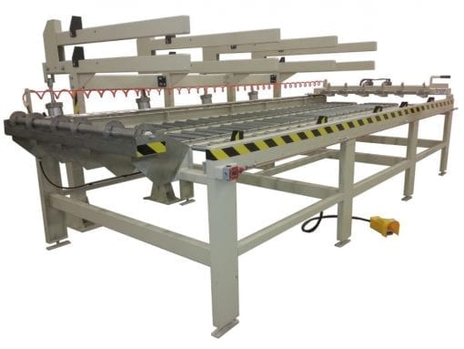 Evans Midwest Model 4283 Lay-Up Table